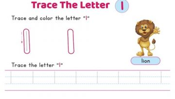 lowercase_letter_l_tracing_worksheets