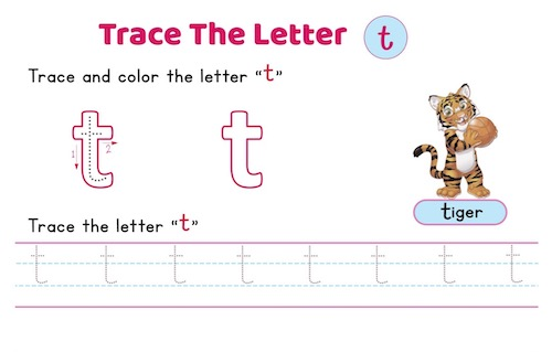 lowercase_letter_t_tracing_worksheets