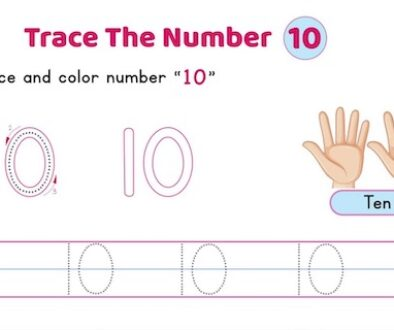 number_10_tracing_worksheets