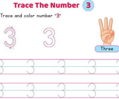 number_3_tracing_worksheets
